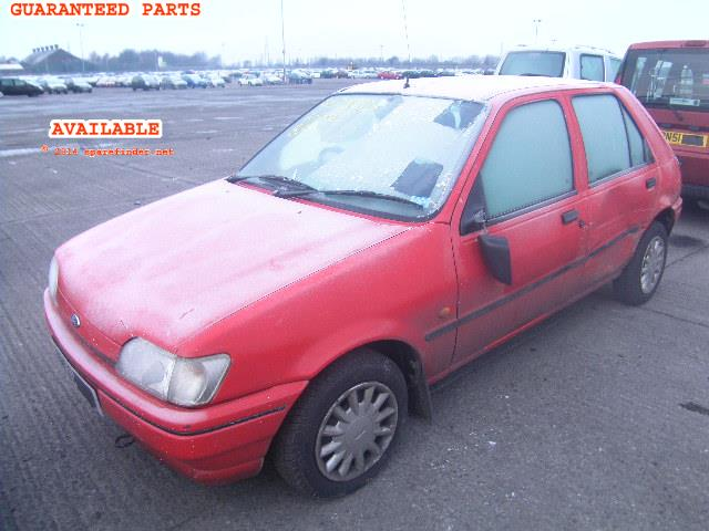 1995 FORD FIESTA FINESSE    Parts