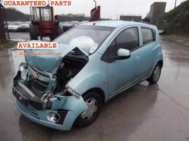 CHEVROLET GMC SPARK breakers, SPARK LS Parts