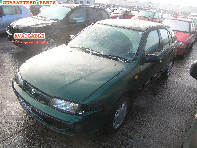 NISSAN ALMERA breakers, ALMERA GX Parts
