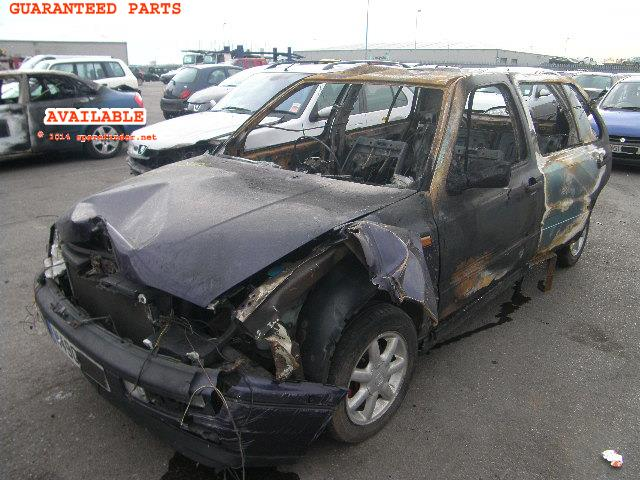 1995 VOLKSWAGEN GOLF GL TD    Parts