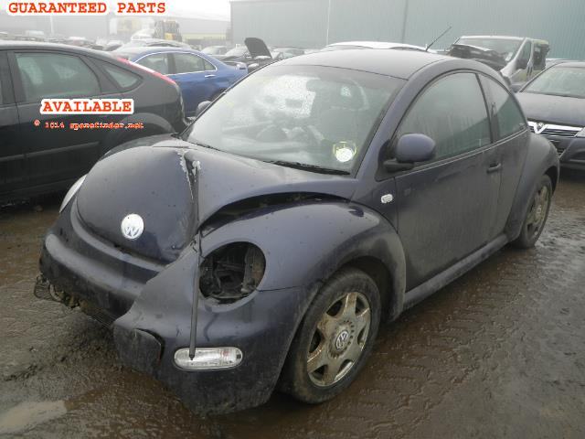 2000 VOLKSWAGEN BEETLE     Parts