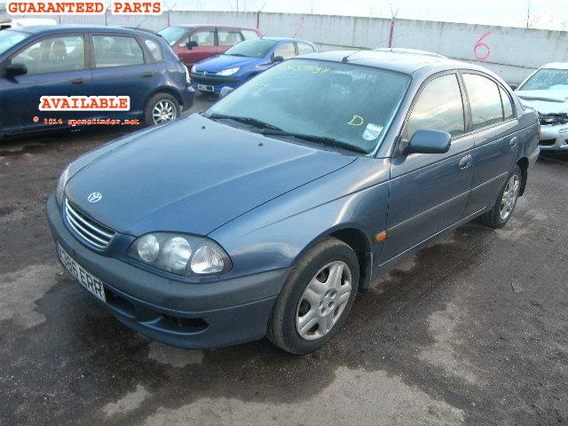 2001 TOYOTA AVENSIS S    Parts