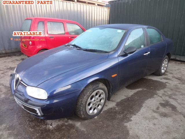 2000 ALFA ROMEO 156 TWIN S    Parts