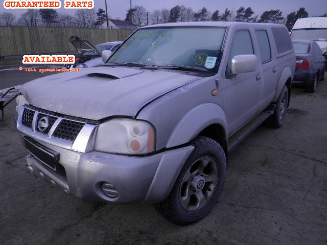 NISSAN NAVARA breakers, NAVARA D22 2.5 DI Parts