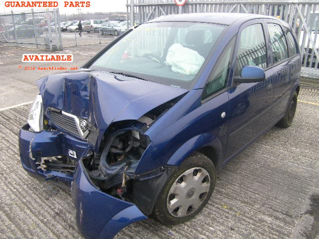 2005 VAUXHALL MERIVA ENJOY    Parts