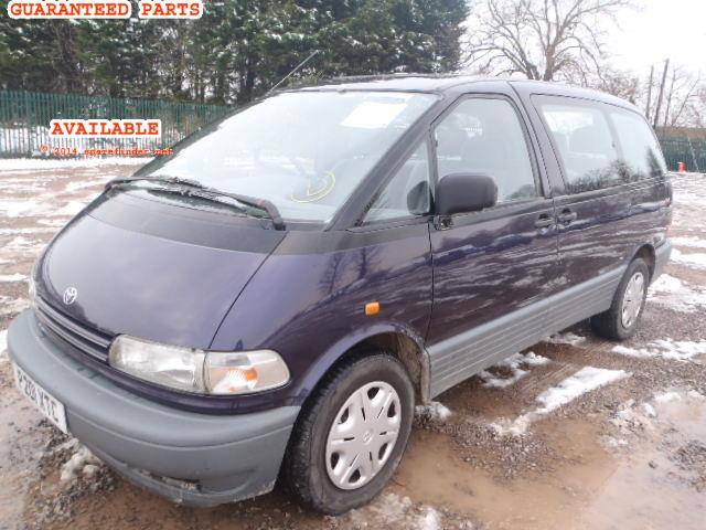 1997 TOYOTA PREVIA GS    Parts