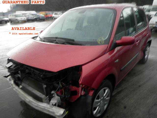 2003 RENAULT SCENIC EXPRESSION    Parts