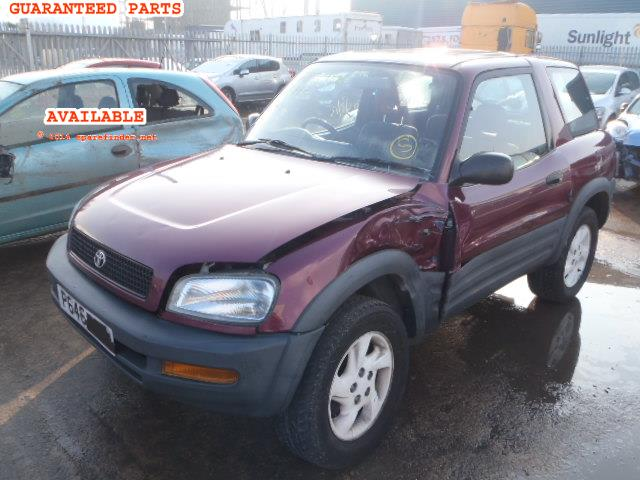 1997 TOYOTA RAV4 EDGE    Parts