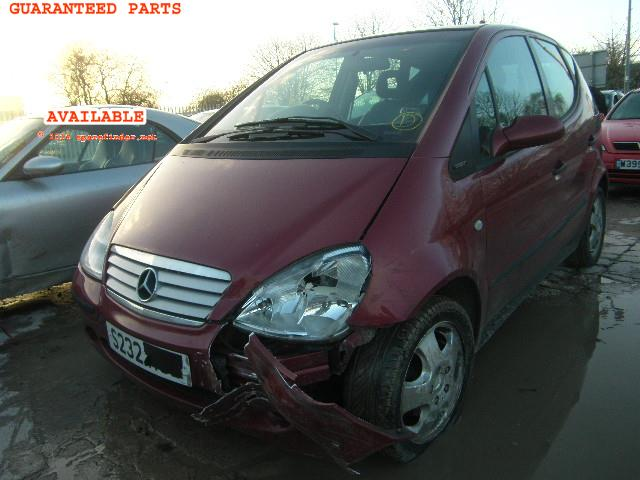 1998 MERCEDES A CLASS 160 AVANTGARDE    Parts