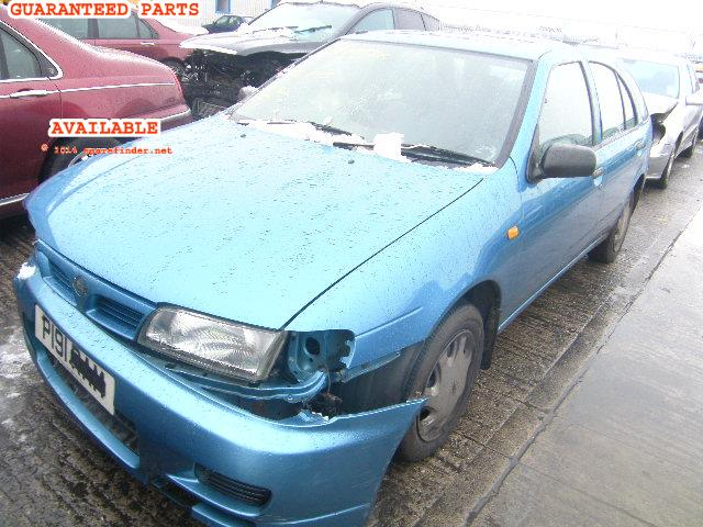 NISSAN ALMERA breakers, ALMERA 1.4 Parts