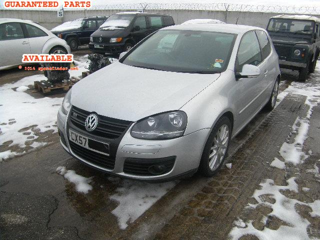VOLKSWAGEN GOLF breakers, GOLF GT SP Parts