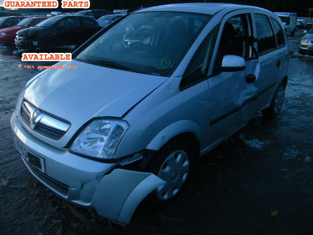2003 VAUXHALL MERIVA ENJOY    Parts