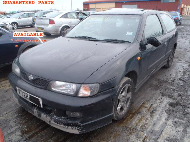 NISSAN ALMERA breakers, ALMERA GTI Parts