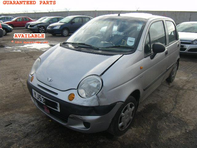 DAEWOO MATIZ breakers, MATIZ SE Parts