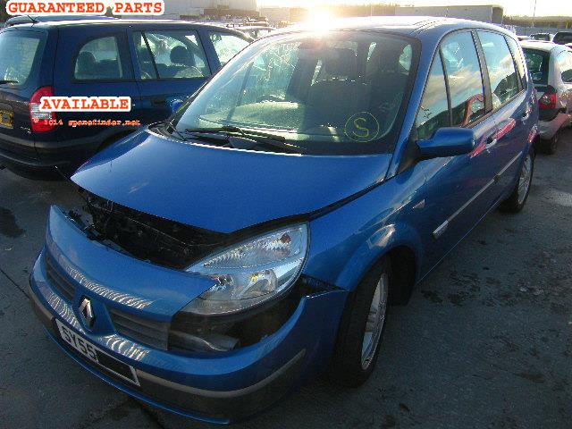 2005 RENAULT SCENIC PRIVILEGE    Parts