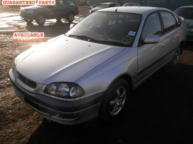 1999 TOYOTA AVENSIS SR    Parts