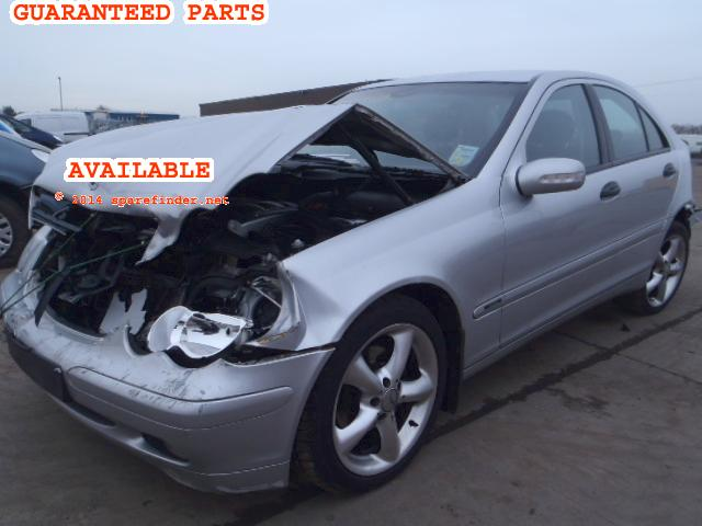 MERCEDES C220 breakers, C220 CDI C Parts