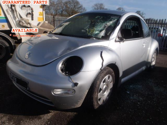 2003 VOLKSWAGEN BEETLE TDI    Parts