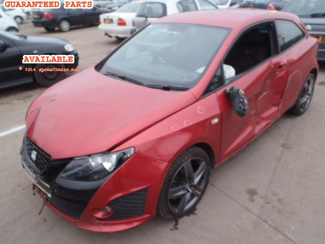 SEAT IBIZA breakers, IBIZA CUPRA Parts