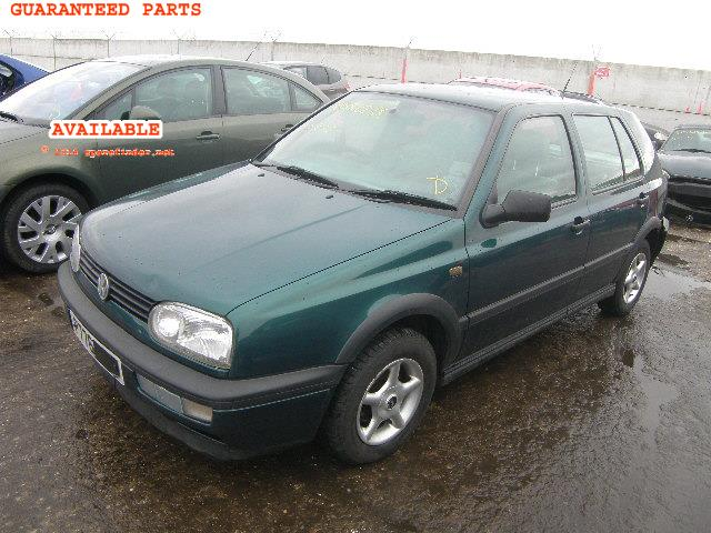 1996 VOLKSWAGEN GOLF SE    Parts