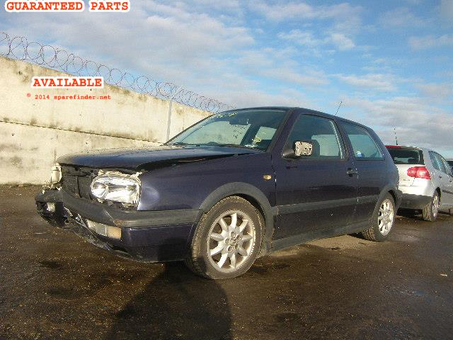 1997 VOLKSWAGEN GOLF GTI 1    Parts