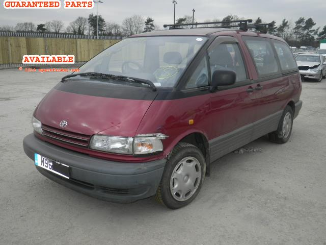 1995 TOYOTA PREVIA GS    Parts