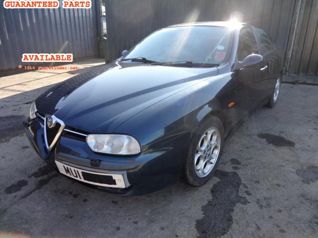 ALFA ROMEO 156 breakers, 156 JTD Parts