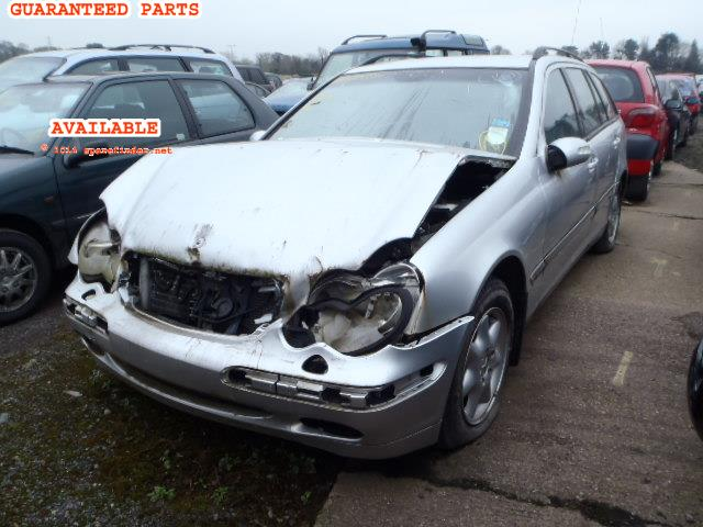 MERCEDES C220 breakers, C220 CDI E Parts