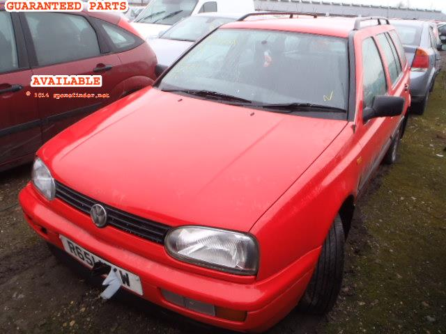 1998 VOLKSWAGEN GOLF CL TD    Parts
