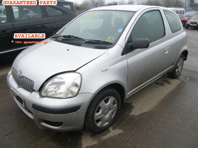 2004 TOYOTA YARIS T3    Parts