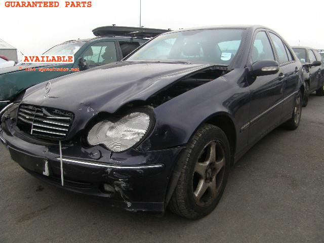 MERCEDES C200 breakers, C200 KOMPRESSOR Parts