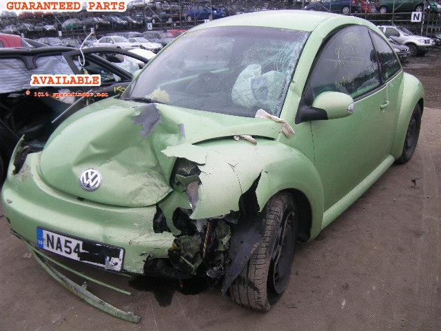 2004 VOLKSWAGEN BEETLE TDI    Parts