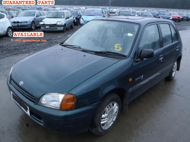 1997 TOYOTA STARLET S    Parts