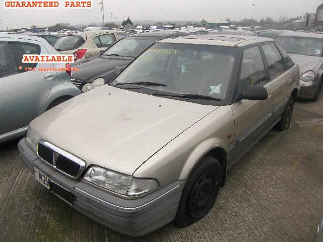 1995 ROVER 200 VE 218 SLD TU    Parts