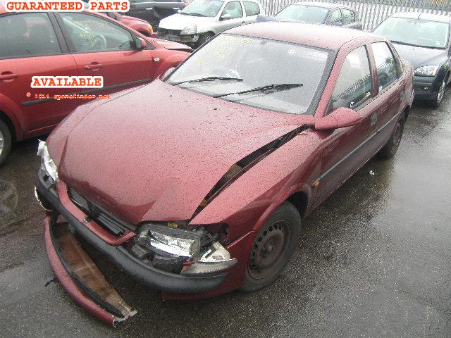 1999 VAUXHALL VECTRA 1.6    Parts