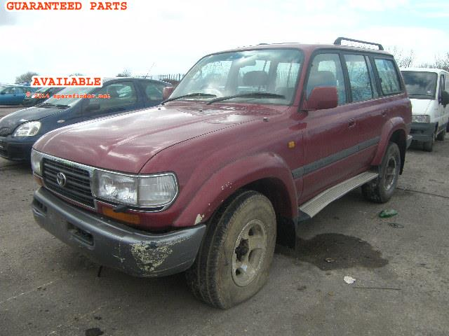 1997 TOYOTA LAND CRUISER     Parts