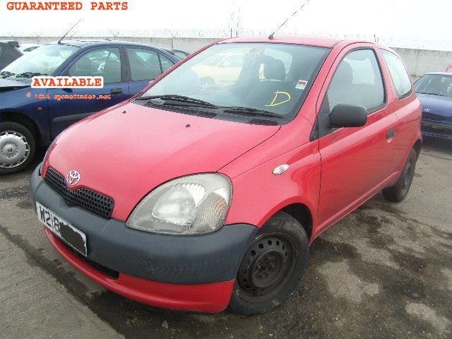 2000 TOYOTA YARIS S    Parts