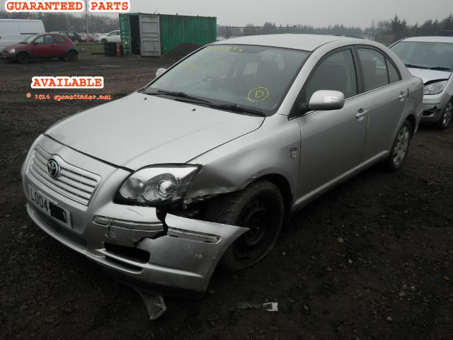 2004 TOYOTA AVENSIS T2    Parts