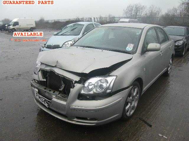 2004 TOYOTA AVENSIS T4    Parts