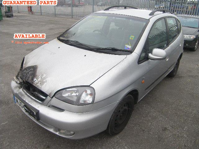 2004 DAEWOO TACUMA SX    Parts