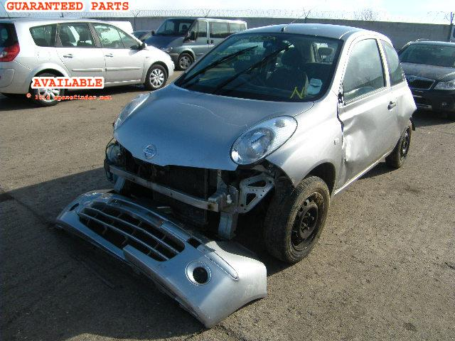 NISSAN MICRA breakers, MICRA INITIA Parts
