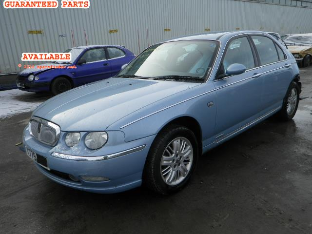 2000 ROVER 75 CLUB CD    Parts