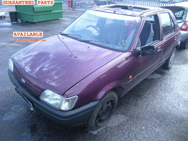 1995 FORD FIESTA     Parts