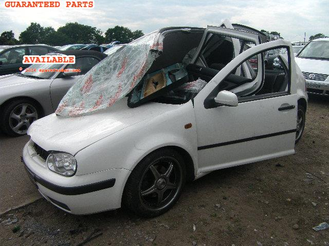 1998 VOLKSWAGEN GOLF S TDI    Parts