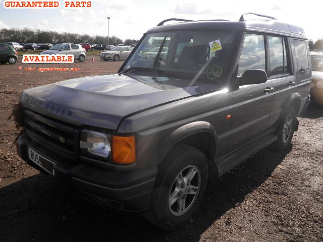 Land Rover Discovery Breakers Discovery Dismantlers
