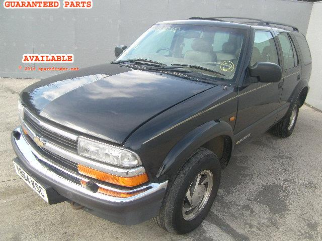 1999 CHEVROLET GMC BLAZER     Parts