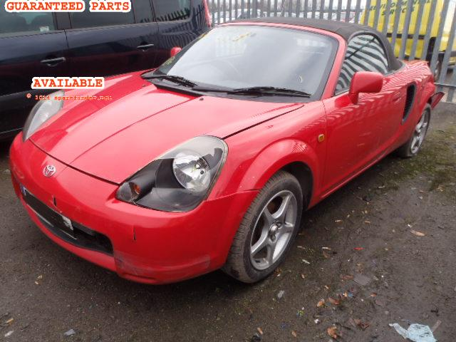 2000 TOYOTA MR2 ROADSTER    Parts