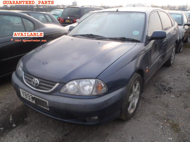 2001 TOYOTA AVENSIS CD    Parts