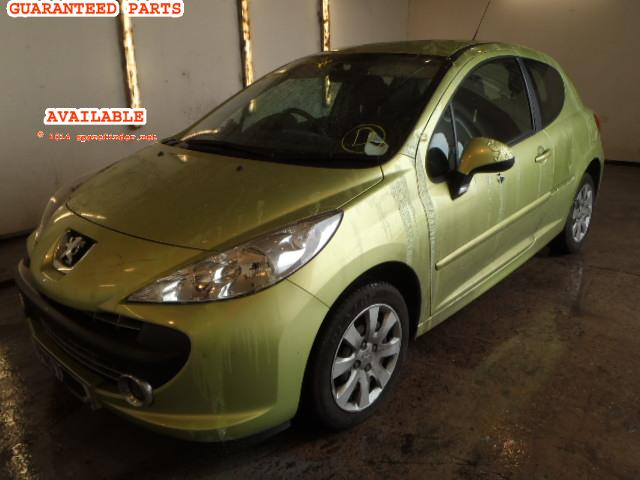 PEUGEOT 207 breakers, 207 M PLAY Parts