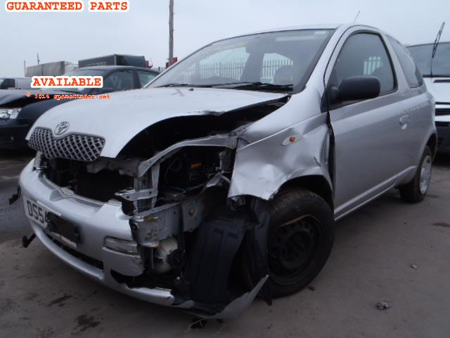 2005 TOYOTA YARIS T2    Parts